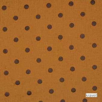 Kravet - 29244_612  | Curtain & Upholstery fabric - Contemporary, Natural Fibre, Dots, Spots, Embroidery, Natural, Standard Width