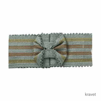Kravet - T30433_354  | Gimps & Braids, Curtain & Upholstery Trim - Blue, Synthetic
