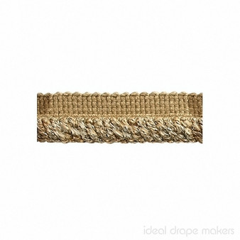 IDM - The Cotswolds Flanged Cord BI310 _8 Patina  | Flange Cord, Trim - Brown, Gold, Yellow, Green, Traditional, Trimmings, Flange Cord