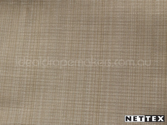 Nettex Grange Bamboo MG39  | Curtain Fabric - Brown, Plain, Fibre Blends, Transitional, Uncoated, Domestic Use, Standard Width, Strie