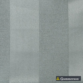 Gummerson - Valencia Truffle Uncoated 150cm    Curtain Fabric - Fire Retardant, Grey, Contemporary, Stripe, Synthetic, Traditional, Transitional, Uncoated, Washable