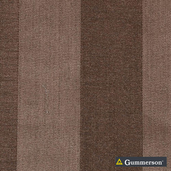 Gummerson - Valencia Nullabor Uncoated 150cm    Curtain Fabric - Brown, Fire Retardant, Contemporary, Stripe, Synthetic, Traditional, Uncoated, Washable, Domestic Use