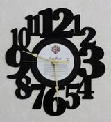 AL JARREAU ~ HIGH CRIME ~ Recycled LP Vinyl Record/Album Clock ~ Decorative & Functional Art