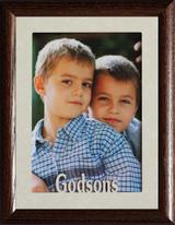 5x7 Jumbo ~ GODSONS ~ Landscape or Portrait Picture Frame