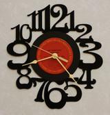 ART GARFUNKEL ~ WATERMARK ~ Wall Clock made from the Vinyl Record LP