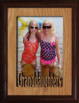 Great Granddaughter Landscape Photo Frame