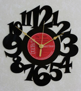 ALTERED STATES ~ ORIGINAL MOVIE SOUNDTRACK ~ Wall Clock made from the Vinyl Record LP