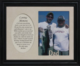 LOVING MEMORY/DAD/BLACK