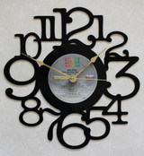 Dan Seals - Won't Be Blue Anymore ~ LP RECORD WALL CLOCK made from the Vinyl Record Album S-15