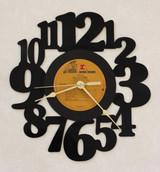 Arlo Guthrie - Amigo ~ LP RECORD WALL CLOCK made from the Vinyl Record Album S-16