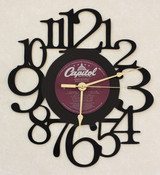 Anne Murray - Greatest Hits ~ LP RECORD WALL CLOCK made from the Vinyl Record Album S-16