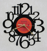 Neil Diamond - Headed For The Future ~ LP RECORD WALL CLOCK made from the Vinyl Record Album S-18