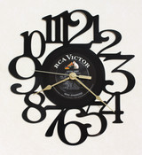 AL HIRT - Cotton Candy ~ LP RECORD WALL CLOCK made from the Vinyl Record Album S-7