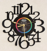 Nat King Cole - Love is the Thing LP RECORD WALL CLOCK made from the Vinyl Record Album S-16