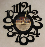 Donna Summer - Greatest Hits On The Radio Side 3 LP RECORD WALL CLOCK made from the Vinyl Record Album S-9