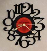 Ricky Van Shelton - Wild Eyed Dream - LP RECORD WALL CLOCK made from the Vinyl Record Album S-14
