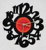 Psychedelic Furs - Midnight to Midnight - LP RECORD WALL CLOCK made from the Vinyl Record Album S-1