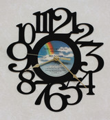 Reba McEntire - Have I Got A Deal For You - LP RECORD WALL CLOCK made from the Vinyl Record Album S-1