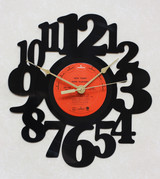 Ohio Players - Skin Tight - LP RECORD WALL CLOCK made from the Vinyl Record Album S-10