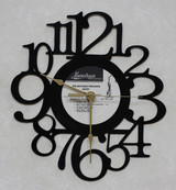 The Maynard Ferguson Sextet - LP RECORD WALL CLOCK made from the Vinyl Record Album S-7