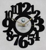 Elton John - Jump Up! - LP RECORD WALL CLOCK made from the Vinyl Record Album S-6