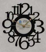 Dave Mason - Headkeeper - LP RECORD WALL CLOCK made from the Vinyl Record Album S-6