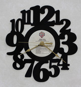 Randy Travis - Storms Of Life - LP RECORD WALL CLOCK made from the Vinyl Record Album S-6