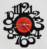 Neil Diamond - Beautiful Noise - LP RECORD WALL CLOCK made from the Vinyl Record Album S-13