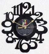 SHANANA - The Best of - LP RECORD WALL CLOCK made from the Vinyl Record Album S-11