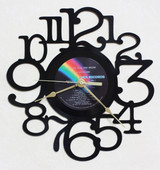 Olivia Newton-John - Have You Never Been Mellow - LP RECORD WALL CLOCK made from the Vinyl Record Album S-11