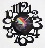 Neil Diamond Hot August Night Side 1 - LP RECORD WALL CLOCK made from the Vinyl Record Album S-2