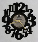AMADEUS ~ ORIGINAL MOVIE SOUNDTRACK ~ Wall Clock made from the Vinyl Record LP ~ Recycled LP Vinyl Record/Album Clock