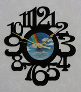 AMERICAN GRAFFITI ~ Original Hits from the Soundtrack Record 2 Side 2 ~ Recycled LP Vinyl Record/Album Clock