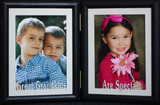 5x7 Jumbo ~ GREAT GRANDKIDS ARE SPECIAL ~ Portrait  Hinged Picture Frame ~ Gift For Great Grandparents