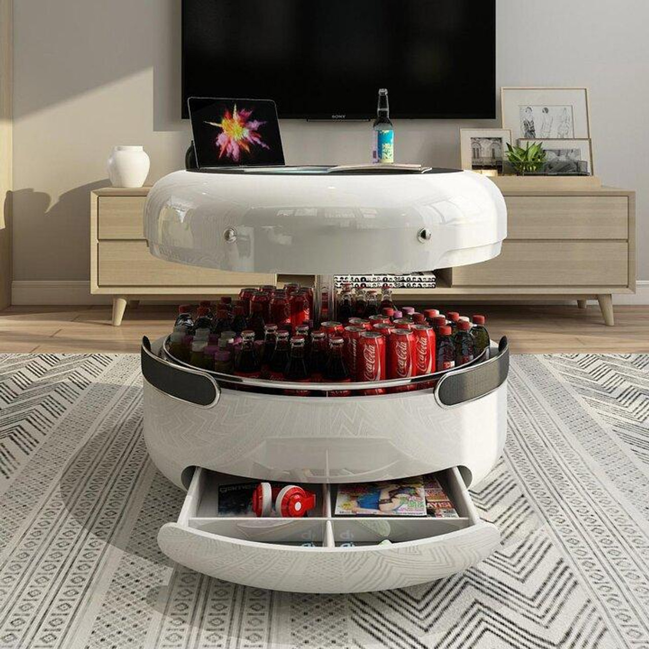 Smart Coffee Table (FREE WORLDWIDE SHIPPING)