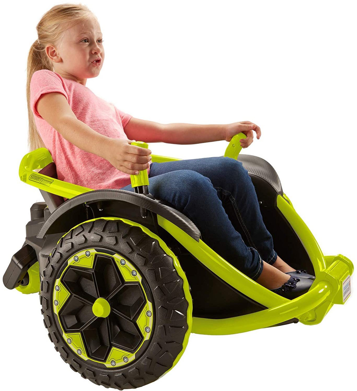 Power Wheels Spinning Ride