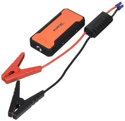 Allstart 550 Portable Power Source