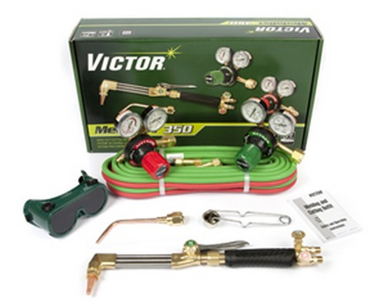Victor Firepower Oxy-Acetylene With Cutting /& Welding Torch Tips Med Duty NEW