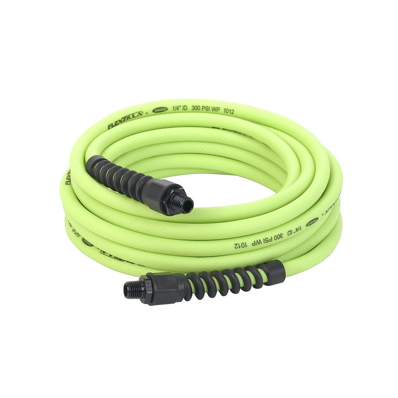 "Legacy Manufacturing HFZ3825YW2 Flexzilla Zillagreen 3//8/"" X 25/' Air Hose With"