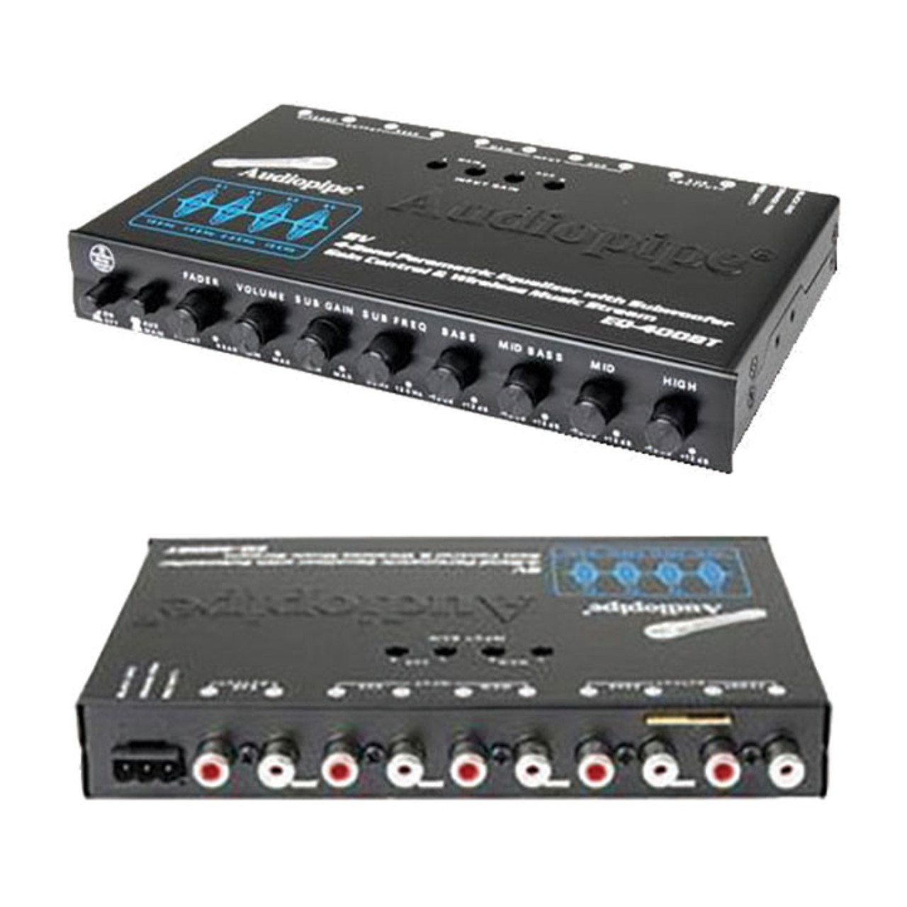 Audiopipe 9 Band Equalizer