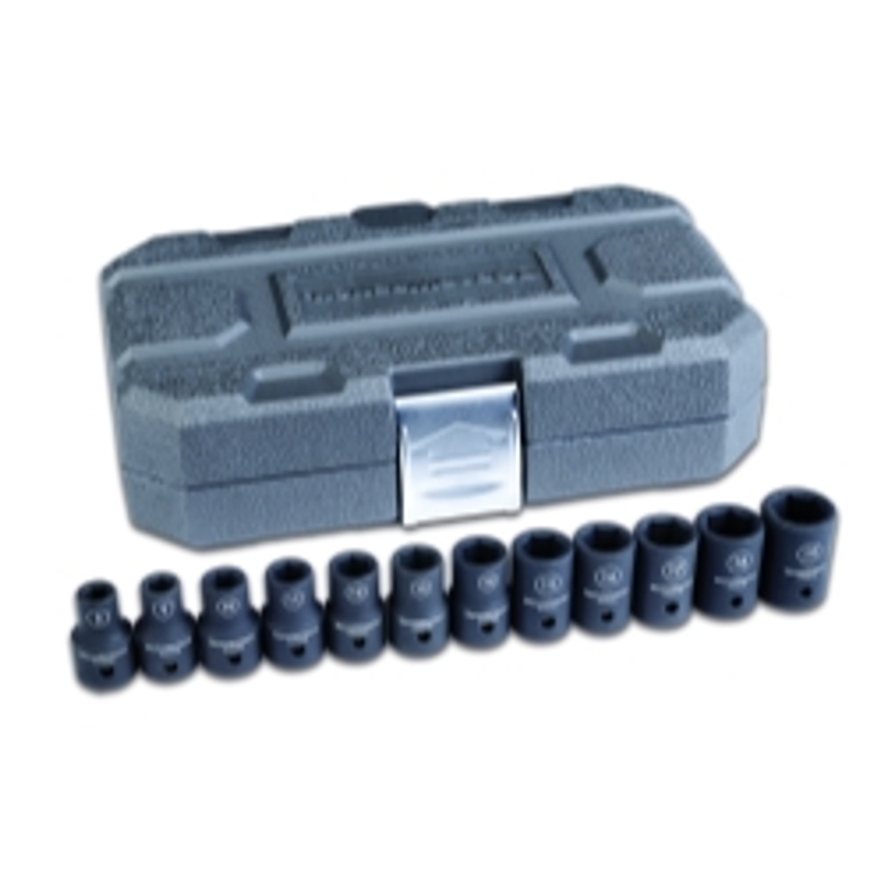 """Gearwrench 84942N 12 Piece 1//2/"""" Drive 6 Point Sae Deep Impact Socket Set"""
