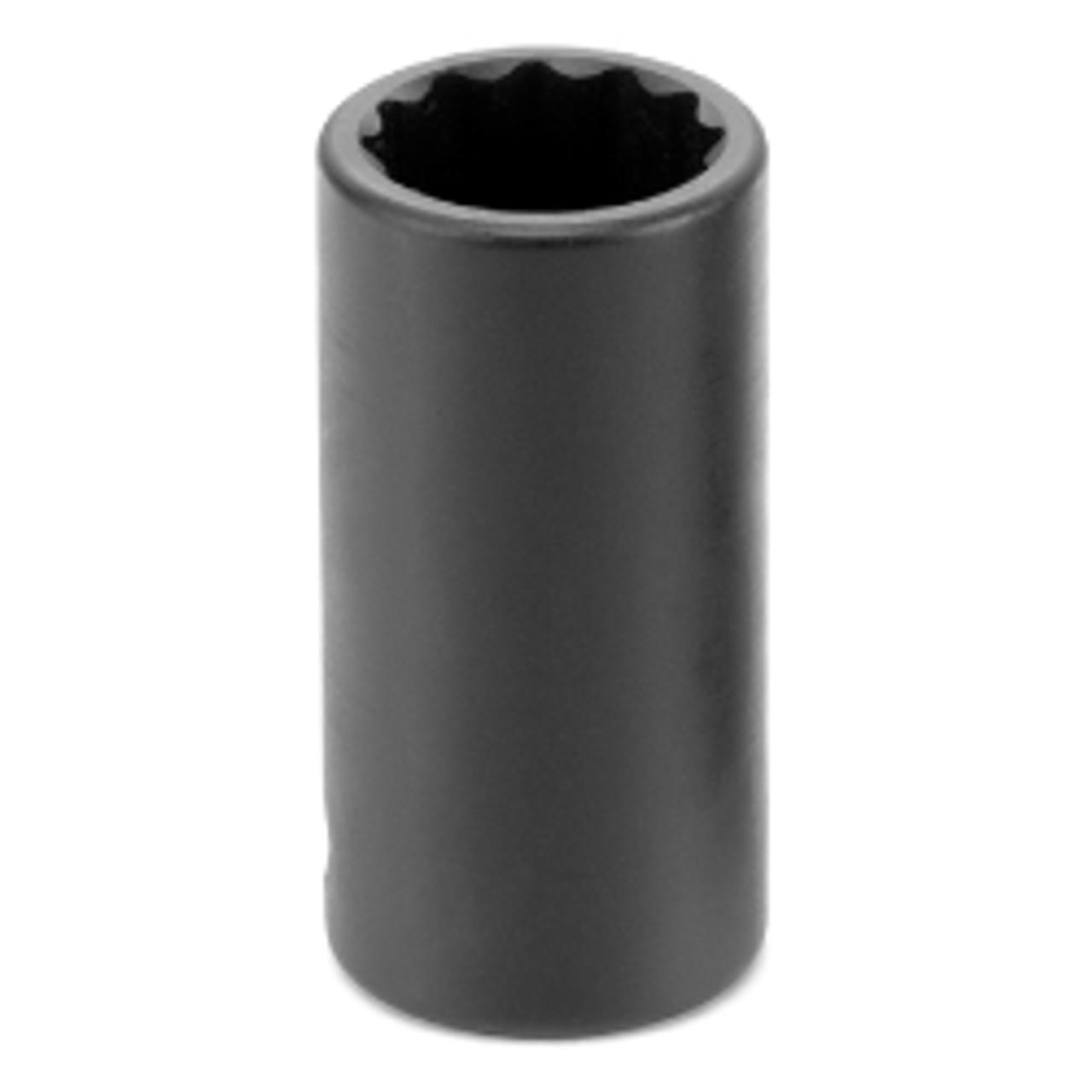 "Grey Pneumatic 1114M 3//8/"" Drive x 14mm 12 Point Standard Socket"
