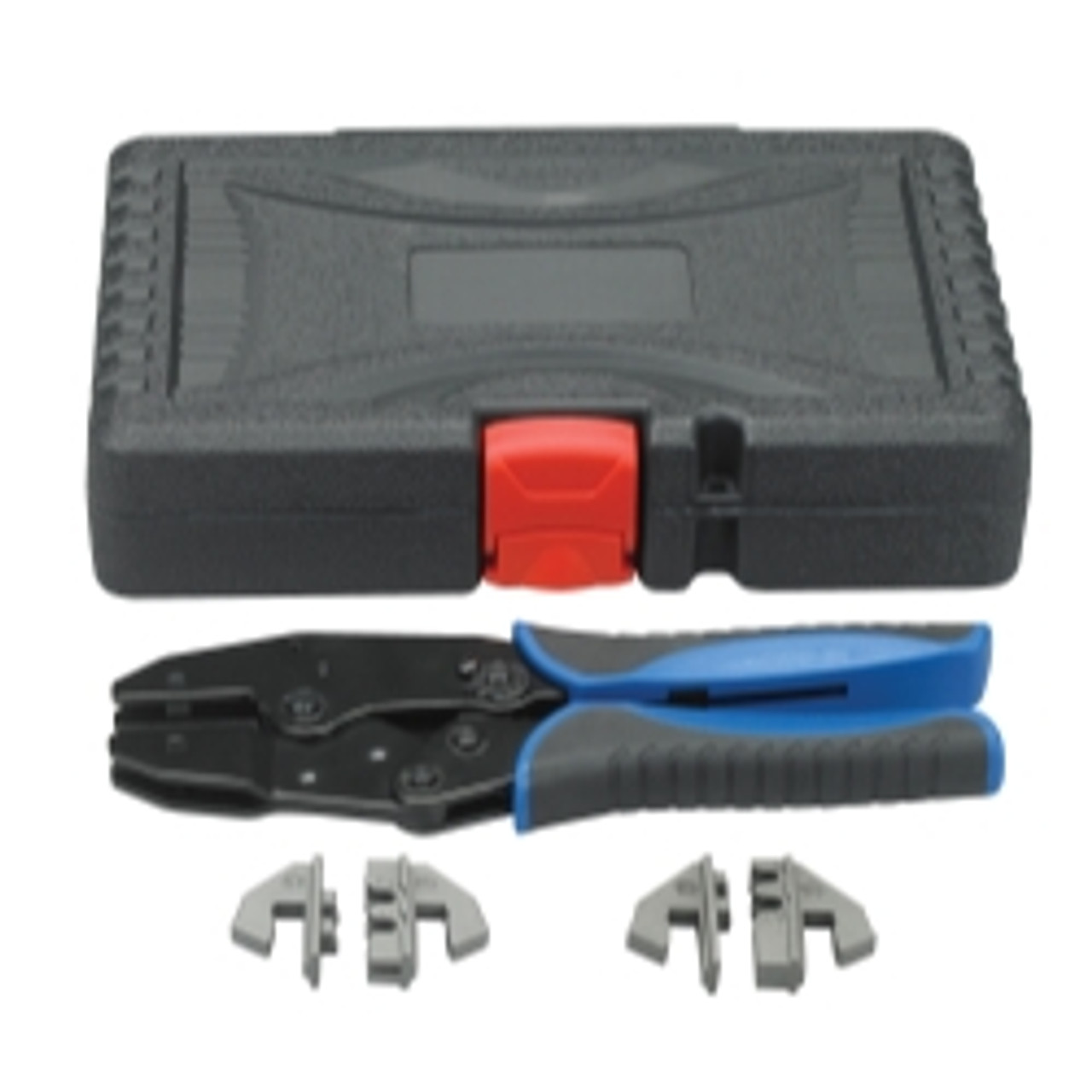Astro Pneumatic 9478 Weather Pack Interchangeable Ratcheting Crimping Tool /&