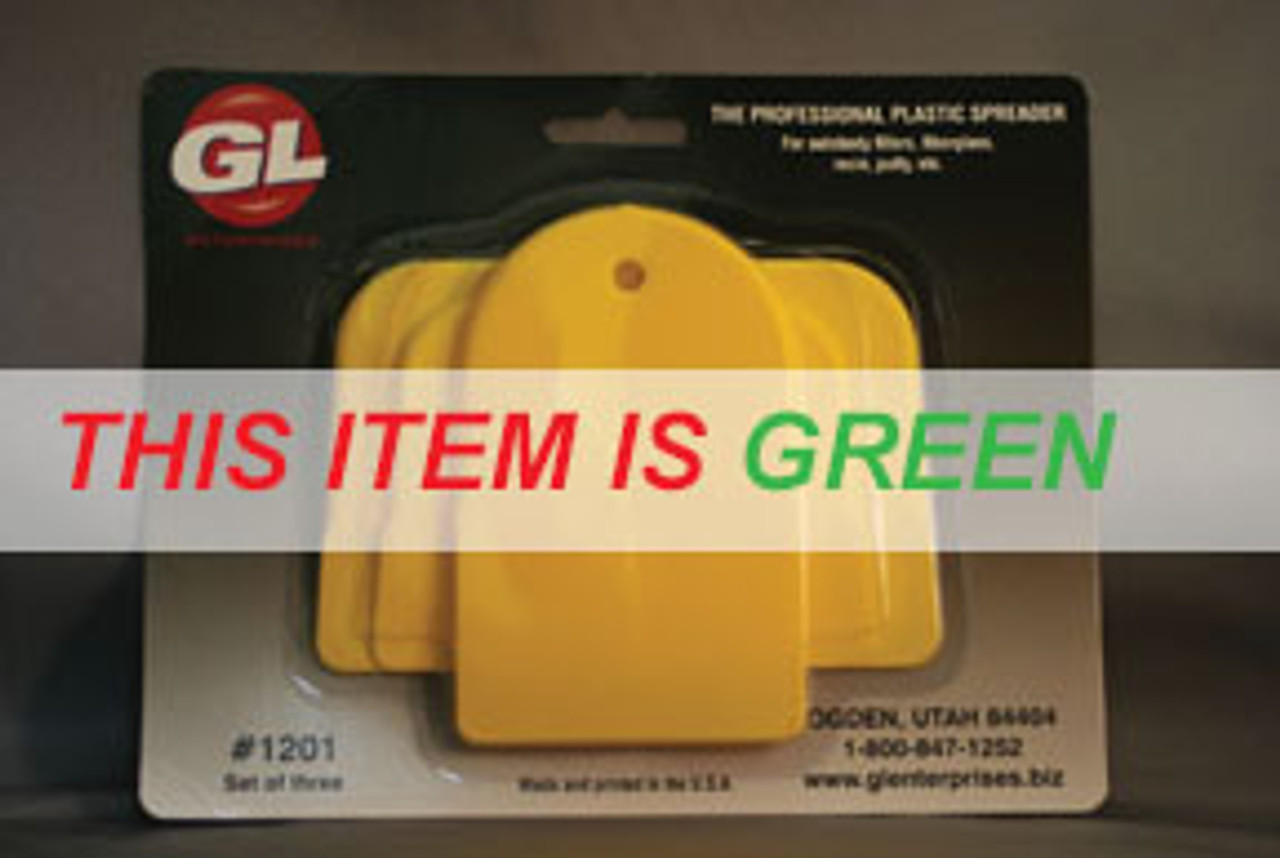 "GL Enterprises 1407 Best Backers 7/"" Backing Pad"