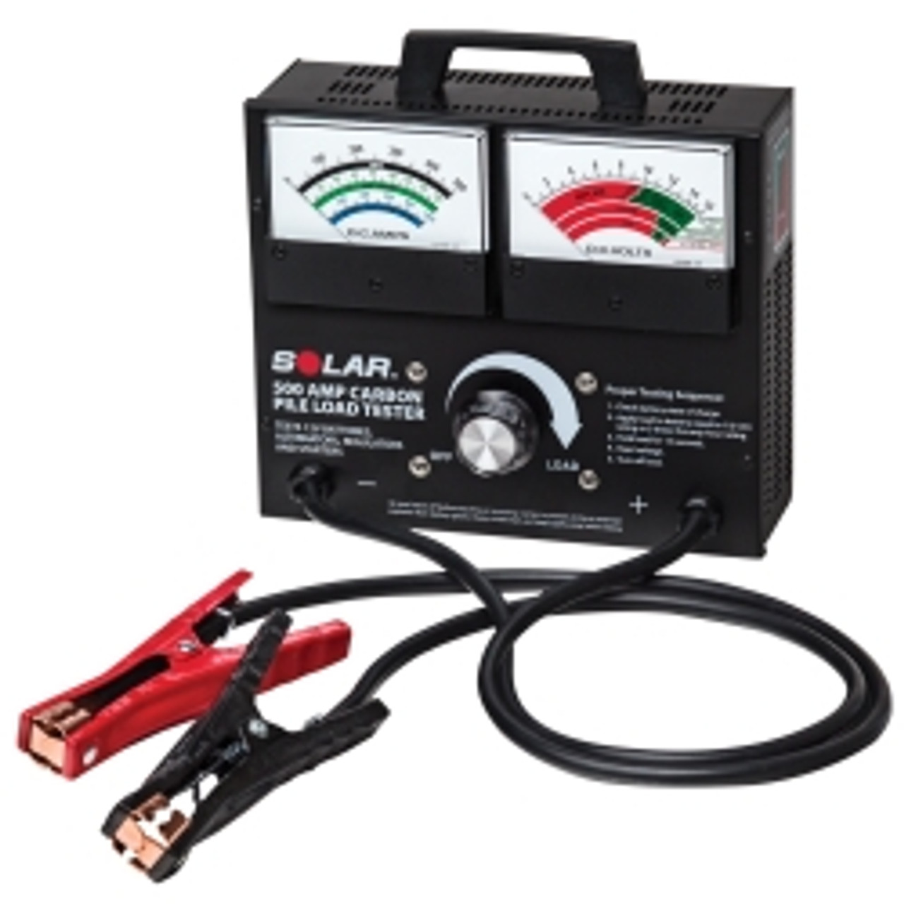 Armor All ABB8-1003-SLV Car Battery Charger and Battery Bank with Glass Breaker