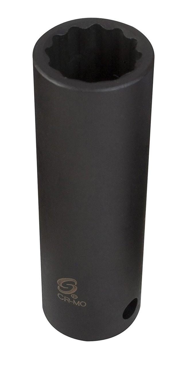 Sunex 228md 1//2-Inch Drive 28-mm Deep Impact Socket