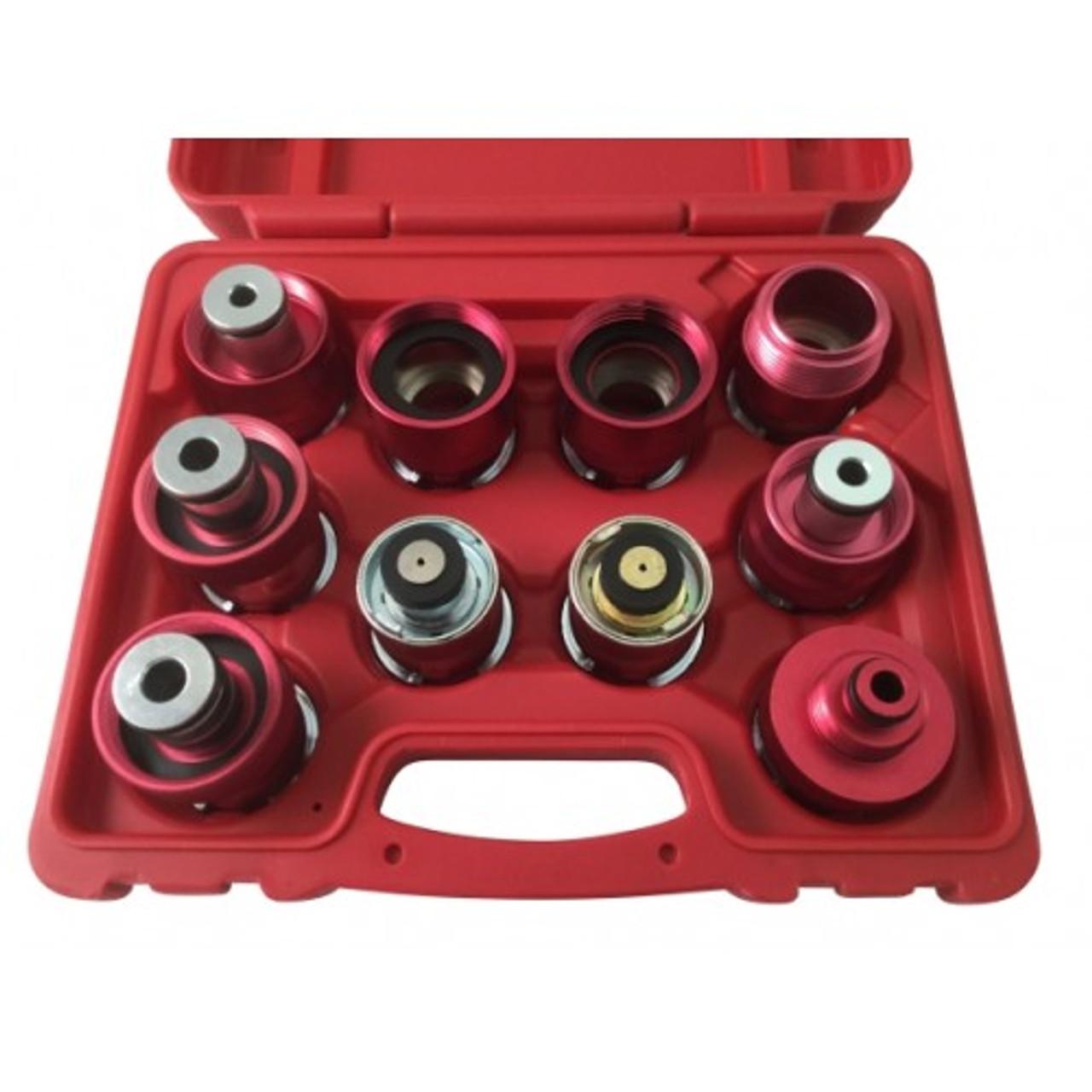 CTA Tools 7120 3 Piece Radiator /& Cap Tester