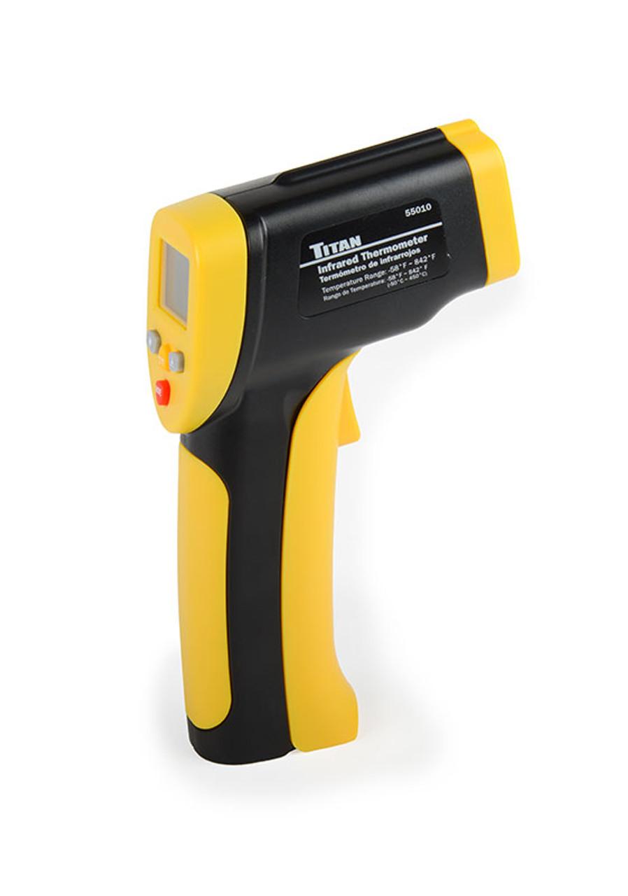 Titan Tools 55010 Infrared Hand Held Temperature Gun NEW