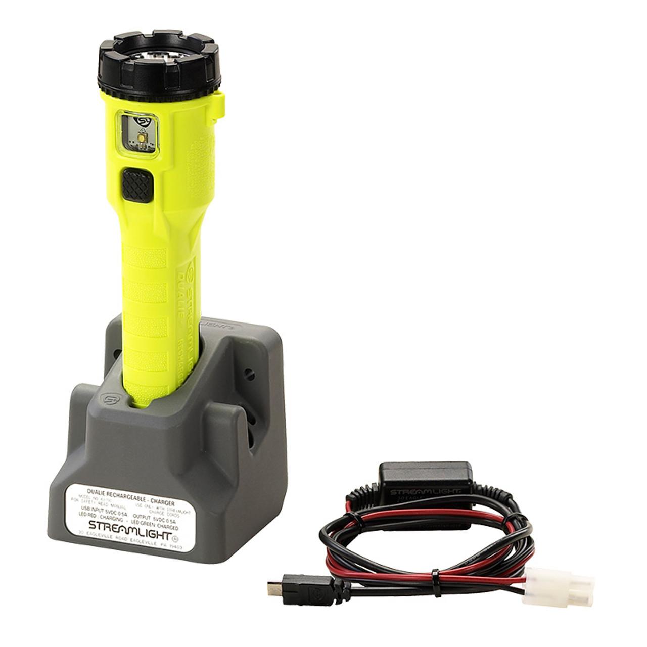 Streamlight 67751 Yellow Dualie LED Flashlight Light