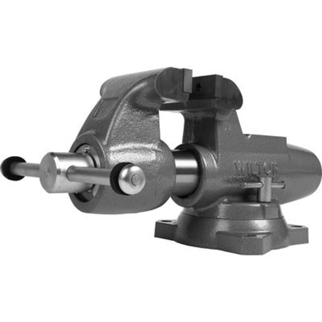 Wondrous Wilton 28832 500S Machinist 5 Jaw Round Channel Vise With Swivel Base Short Links Chair Design For Home Short Linksinfo